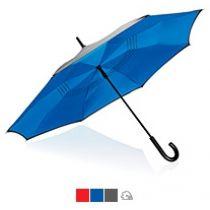 """Двусторонний зонт «23""""», механический"""