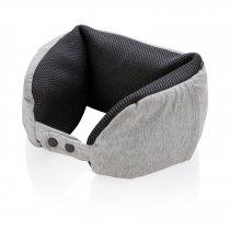 Подушка для путешествий «Deluxe», с наполнителем Microbead