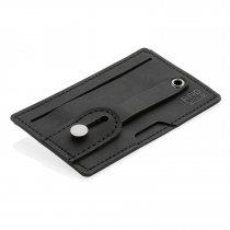 Картхолдер c RFID защитой для телефона 3-в-1