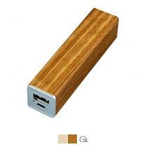 Деревянное универсальное зарядное устройство power bank
