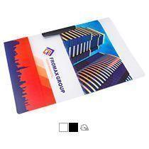 Папка с зажимом с полноцветной печатью, формат А4