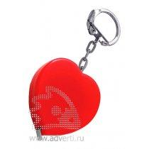 Брелок-рулетка «Сердце»