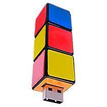 Флешка «Кубик Рубика»