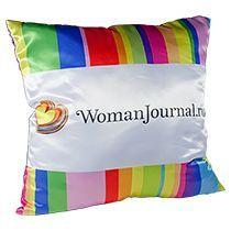 Подушка с сублимацией