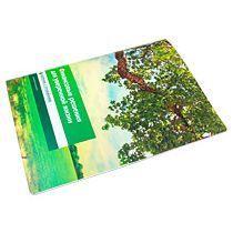 Папка с карманами с полноцветной печатью, формат А4
