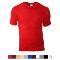 Футболка «Red Fort Man», мужская с коротким рукавом