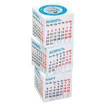 Магнитный кубик-календарь