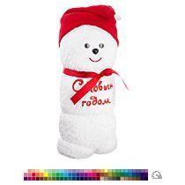 Полотенца-фигурки «Снеговик»