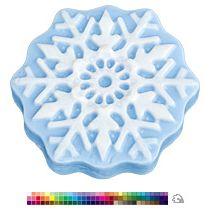 Мыло «Снежинка круглая»