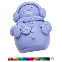 Мыло «Снеговик»