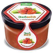 «Экомёд» с ягодами
