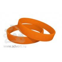 Силиконовый браслет, сегментированный (разноцветный)
