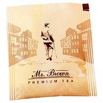 Чай с логотипом в пакетиках 2 г