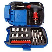 Набор инструментов PR-003 с фонарем