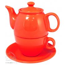 Чайник с чашкой «Чайный дуэт»