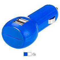 Автомобильное зарядное устройство с USB-разъемами «Basic»