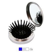 Складная расческа с зеркалом PR-021