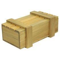 Деревянная упаковка «Бэнто»