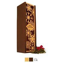 Подарочная коробка для алкоголя «Сюрприз»