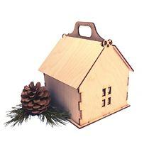 Коробка для подарков «Домик»