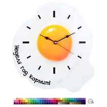 Настенные часы по индивидуальному дизайну