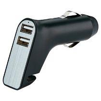 Зарядное устройство для автомобиля 3 в 1