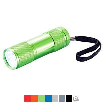 Алюминиевый фонарик «Quattro»