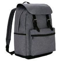 Стильный рюкзак для ноутбука с застежками на кнопках