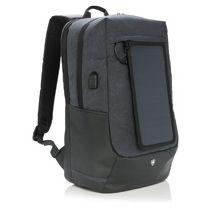 Рюкзак для ноутбука Swiss Peak на солнечных батареях