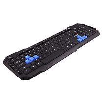 Беспроводная USB клавиатура «Zalman»