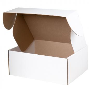Подарочная коробка для набора универсальная, малая, белая