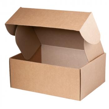 Подарочная коробка для набора универсальная, малая, крафт