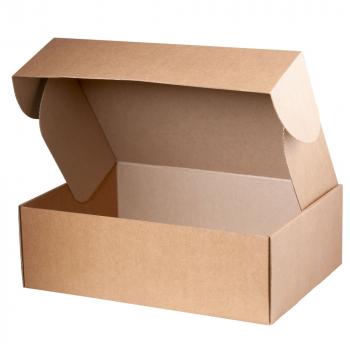 Подарочная коробка для набора универсальная, большая, крафт