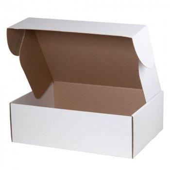 Подарочная коробка для набора универсальная, большая, белая