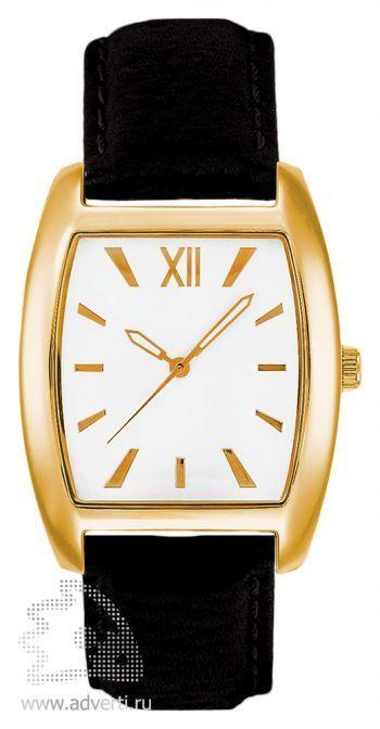Часы наручные «Picobello», мужские, золотой корпус