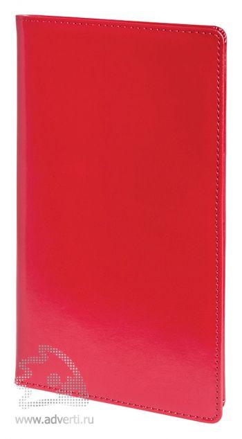 Тревеллер из коллекции Business linea в индивидуальной упаковке, красный