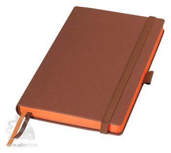 Ежедневники и еженедельники «Nature», Portobello Trend, коричневые