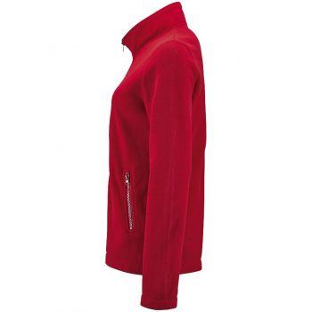 Куртка «Norman Women», женская, красная, вид сбоку