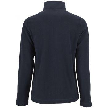 Куртка «Norman Women», женская, темно-синяя, вид сзади
