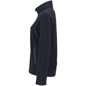 Куртка «Norman Women», женская, темно-синяя, сбоку