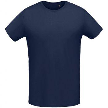 Футболка «Martin Men», мужская, тёмно-синяя