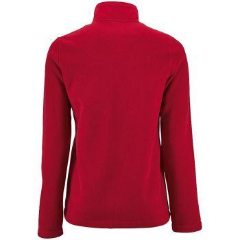 Куртка «Norman Women», женская, красная, вид сзади