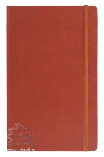 Переплет «Portland Flex», Portobello, светло-коричневый