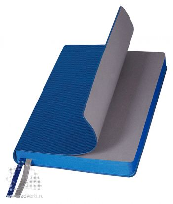 Ежедневник Rain недатированный А5, Portobello Trend, синий