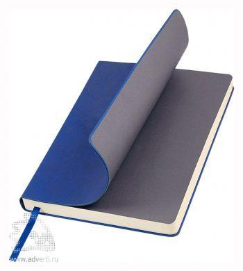 Ежедневник недатированный А5, Portobello Trend, Sky, 145х210 мм, 256 с, синий