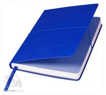 Ежедневник недатированный А5, Portobello Trend Summer time, синий