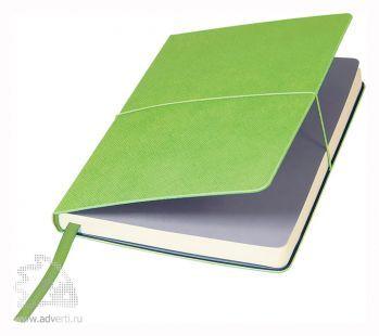 Ежедневники «Summer time», светло-зеленые
