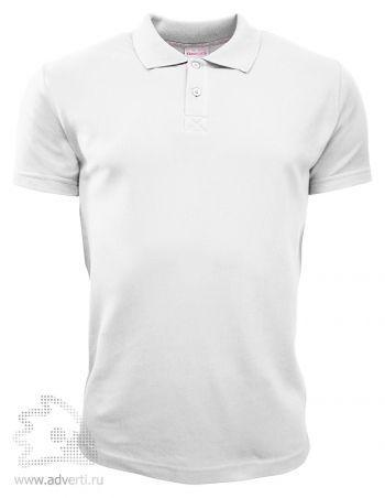 Рубашка поло «Stan Uniform», мужская, белая
