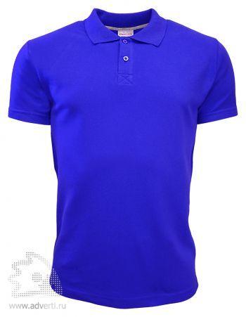 Рубашка поло «Stan Uniform», мужская, синяя