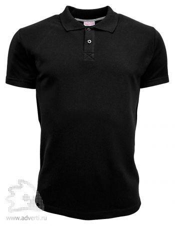 Рубашка поло «Stan Uniform», мужская, черная